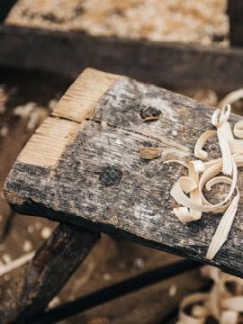 Imagen conceptual de Artisian wood body