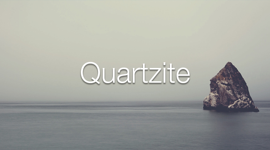 Imagen de portada Quartzite